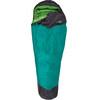 The North Face Green Kazoo Sleeping Bag Reg Green Pas/Asphalt Grey